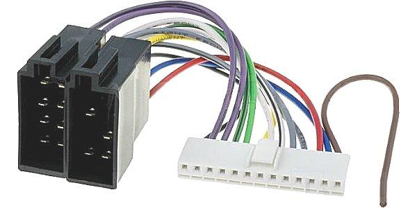 ISO / Pioneer csatlakozó 510008