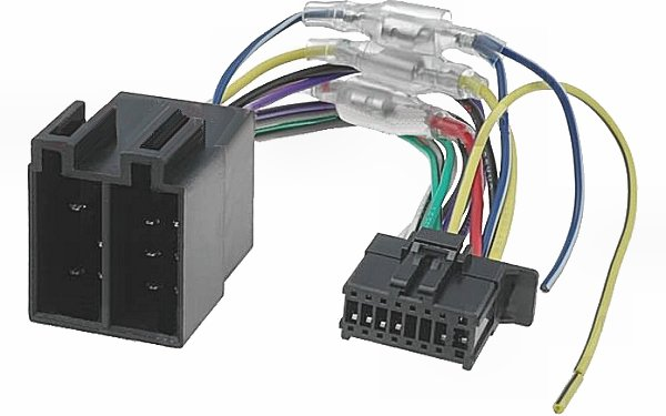 ISO / Pioneer csatlakozó 510496