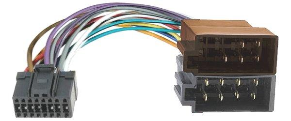 ISO / Pioneer csatlakozó 510298