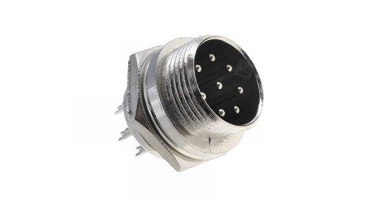 MIC 8. pol. dugó beépíthető MIC-338