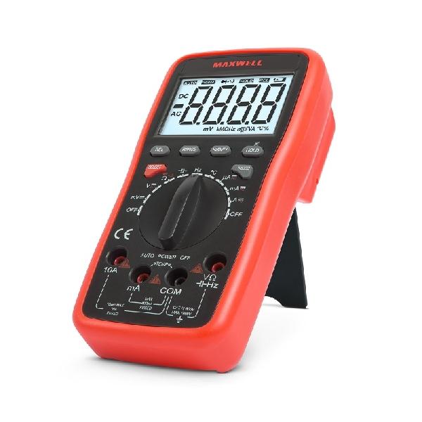 Maxwell Digitális multiméter 5az1-ben 25328 (25-328)