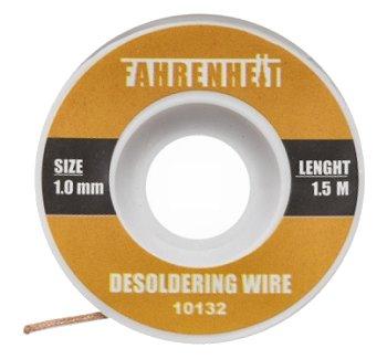 Ónszívó fonat Fahrenheit 1,0 mm 10-132