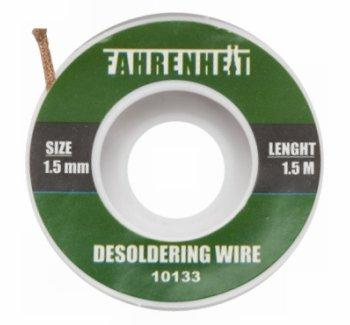 Ónszívó fonat Fahrenheit 1,5 mm 10-133