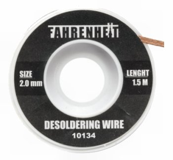 Ónszívó fonat Fahrenheit 2,0 mm 10-134