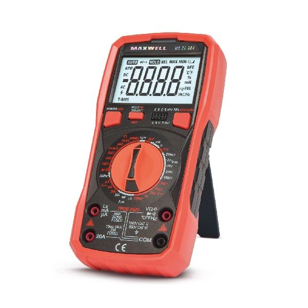 Maxwell multiméter True RMS 25304 (25-304)
