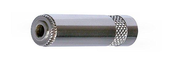 Jack alj 3,5 lengő NEUTRIK fémházas 3pol (stereo) NYS-240L