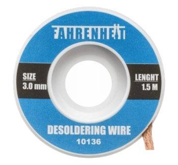 Ónszívó fonat Fahrenheit 3,0 mm 10-136