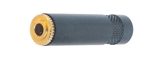 Jack alj 3,5 lengő NEUTRIK fémházas 3pol (stereo) NYS-240B