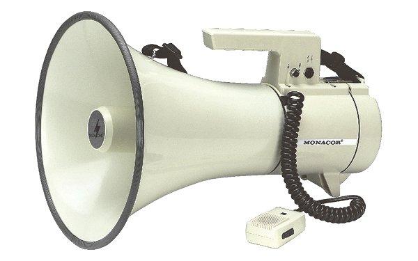 Megafon (kézi hangosbeszélő) 35 W TM-35