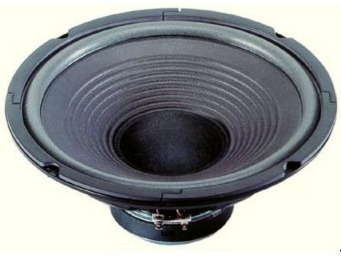 10 inch (250mm) Visaton 8 Ω W250 (9067) 46-261
