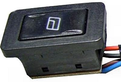 Autó ablakemelő kapcsoló 05-429