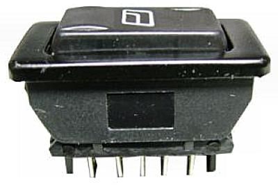 Autó ablakemelő kapcsoló 05-433