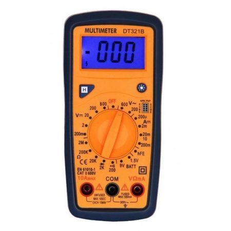 Digitális multiméter DT321B