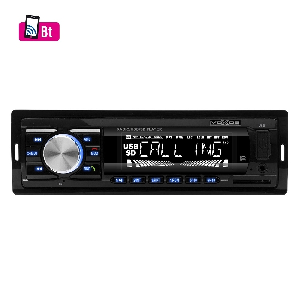 Autórádió és MP3/WMA lejátszó VB3100
