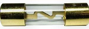 Biztosíték Gold 10x37 30A