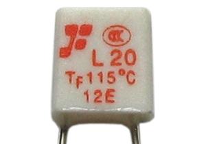 Hőbiztosíték  2A 115C°