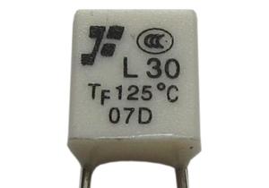 Hőbiztosíték  2A 125C°
