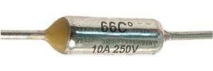 Hőbiztosíték 10A   66C°