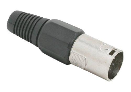 XLR  5 pol.   dugó lengő