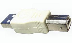 USB B dugó - USB A dugó