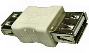USB A aljzat - USB A aljzat