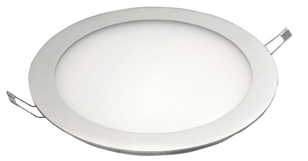 Beépíthető LED panellámpa 12W Meleg fehér
