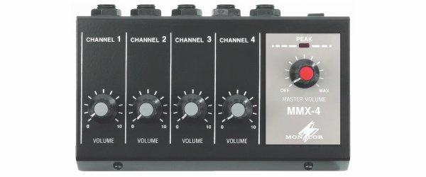 StageLine minimixer MMX-4