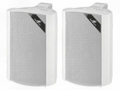 Monacor 100V dobozsugárzó-pár EUL-30WS