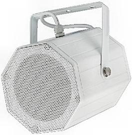 Monacor 100V fali & mennyezeti sugárzó EDL-115/WS