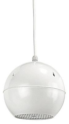 Monacor 100V mennyezeti sugárzó EDL-412/WS