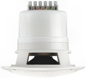 Monacor 100V beépíthető mennyezeti sugárzó EDL-204