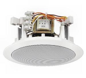 Monacor 100V beépíthető mennyezeti sugárzó EDL-25