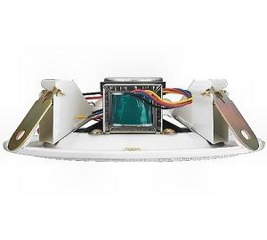 Monacor 100V beépíthető mennyezeti sugárzó EDL-612