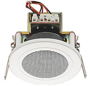 Monacor 100V beépíthető mennyezeti sugárzó EDL-82WS