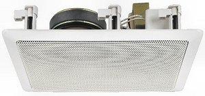 Monacor 100V beépíthető mennyezeti sugárzó ESP-22WS