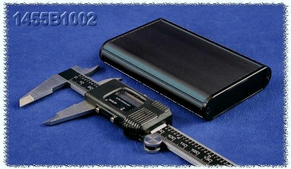 Hammond műszerdoboz 1455B1002BK