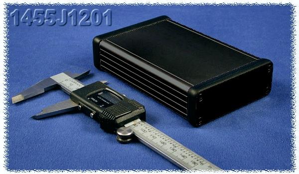 Hammond műszerdoboz 1455J1201BK