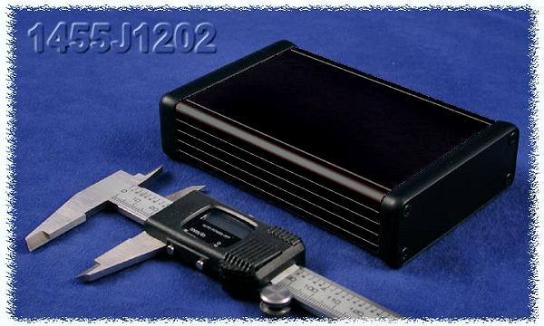 Hammond műszerdoboz 1455J1202BK