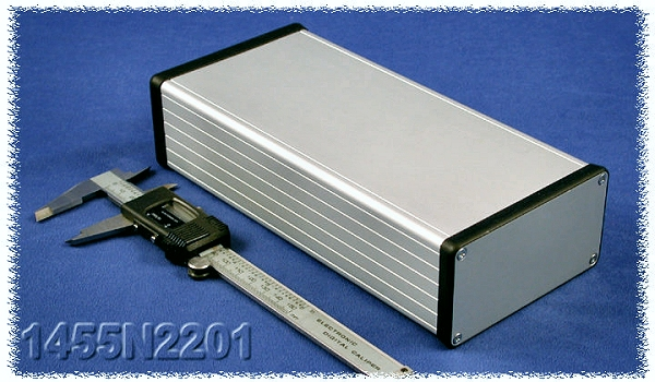 Hammond műszerdoboz 1455N2201