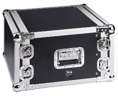 Stage Line  Szállítóbox klasszikus rack  6U MR-406
