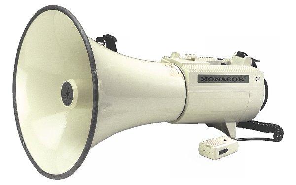 Megafon (kézi hangosbeszélő) 45 W TM-45