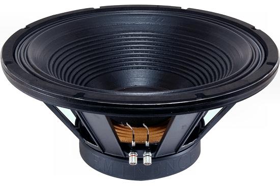 18 inch (460mm) Eminence Pro-series Definimax 4018LF 8Ω EDM4018LFA