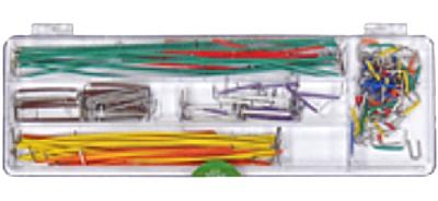 Átkötő vezeték dugaszolós próbapanelhez 63-115