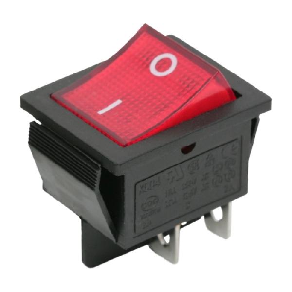 Kapcsoló billenő KB130T-2 05-587