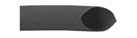 Zsugorcső 18,0/ 9 mm fekete