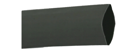 Zsugorcső 38,0/ 19,0 mm fekete