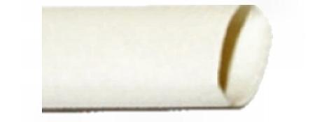 Zsugorcső 50,0/ 25,0 mm fehér