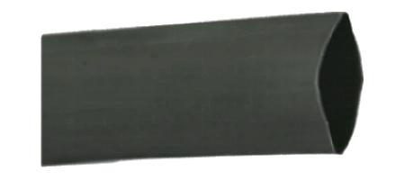 Zsugorcső 60,0/ 30,0 mm fekete