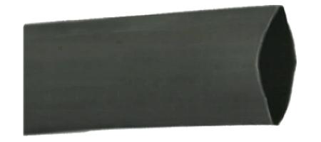 Zsugorcső 70,0/ 35,0 mm fekete
