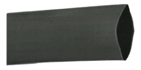 Zsugorcső 80,0/ 40,0 mm fekete